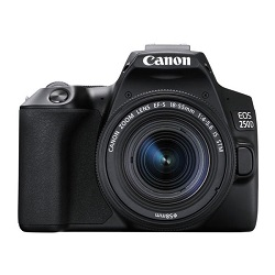 دوربین عکاسی کانن مدل 250D لنز 55-18