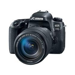 دوربین عکاسی کانن مدل 77D لنز  18/135USM