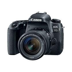 دوربین عکاسی کانن مدل 77D لنز  18/55