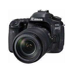 دوربین عکاسی کانن مدل 80D لنز  18/135