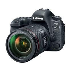 دوربین عکاسی کانن مدل 6D Mark II لنز 24/105