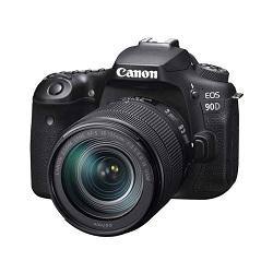 دوربین عکاسی کانن مدل 90D لنز  135-18