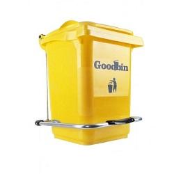 سطل زباله گودبین مدل 6175 ظرفیت 120 لیتر