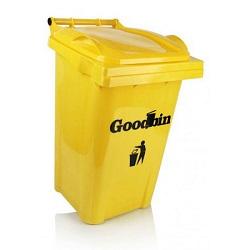 سطل زباله گودبین مدل 6173 ظرفیت 180 لیتر