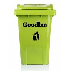 سطل زباله گودبین مدل 6118 ظرفیت 180 لیتر
