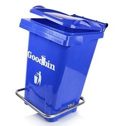 سطل زباله گودبین مدل 6177 ظرفیت 180 لیتر