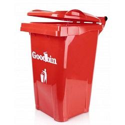 سطل زباله گودبین مدل 6124 ظرفیت 240 لیتر