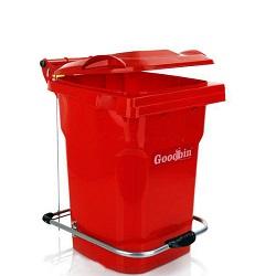 سطل زباله گودبین مدل 6142 ظرفیت 40 لیتر