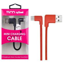 کابل تبدیل USB به microUSB تسکو مدل TC 59N
