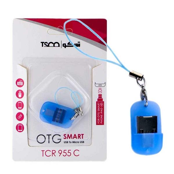 مبدل OTG تسکو  TCR 955 C