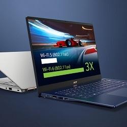 اولین خبر ها از جعبه گشایی لپ تاپ Acer Swift 5 SF514-54T-76PY