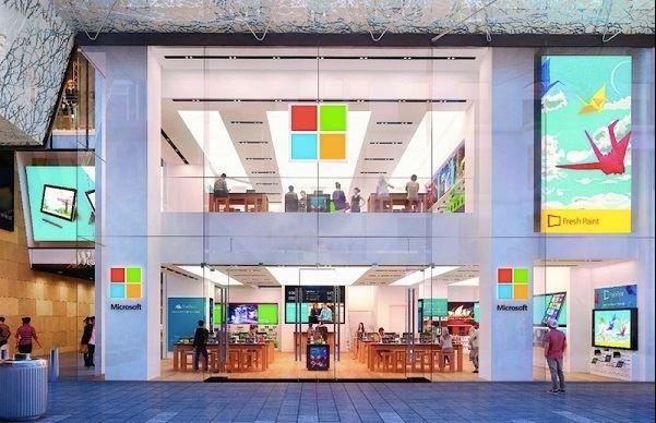 تمام فروشگاه های مایکروسافت برای مبارزه با شیوع کروناویروس بسته شدند