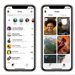 پیام رسان فیسبوک برای iOS؛ حالا با سرعت دو برابر و حجم یک چهارم