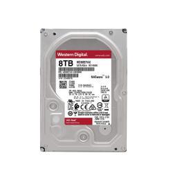 هارد دیسک 3.5 اینچی وسترن دیجیتال مدل Western digital Red 8TB