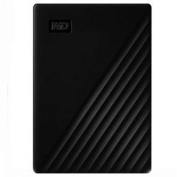 هارد اکسترنال وسترن دیجیتال مدل My Passport WDBPKJ0040BBK WESN با ظرفیت 4 ترابایت