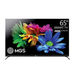 تلویزیون ال ای دی هوشمند ام جی اس G65US7000W