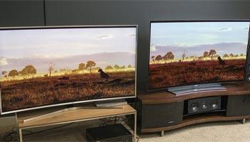 معرفی انواع صفحه نمایش تلویزیون
