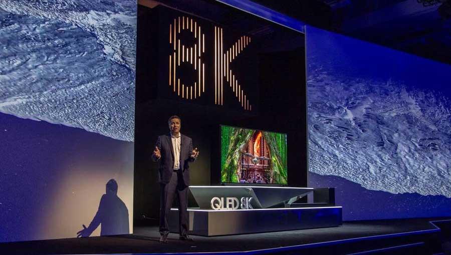 تلویزیون 8K چیست؟