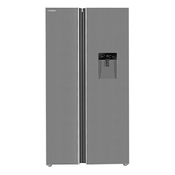 یخچال و فریزر ساید بای ساید ایکس ویژن مدل TS550 ASD
