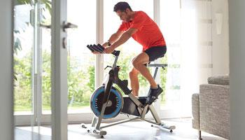چرا باید دوچرخه ثابت در خانه خود داشته باشید؟