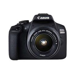 دوربین عکاسی کانن مدل EOS 2000D III لنز 55-18 میلی متر