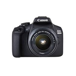 دوربین عکاسی کانن مدل EOS 2000D II لنز 55-18 میلی متر