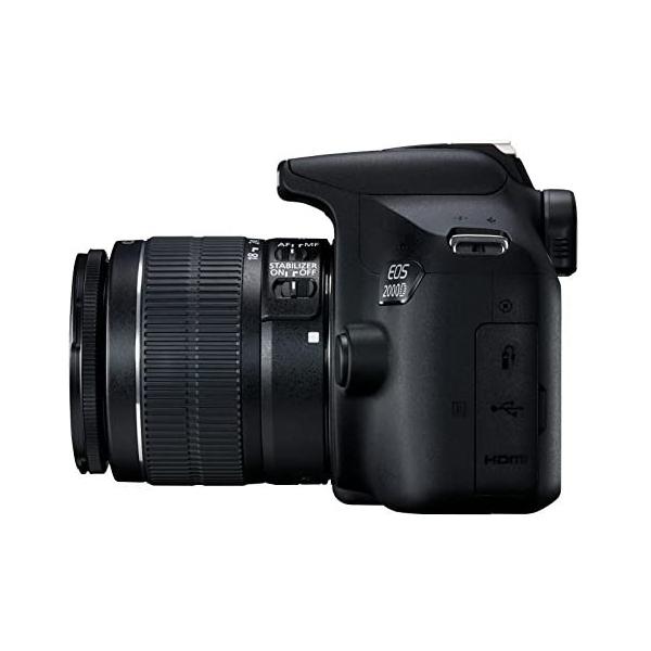 دوربین عکاسی کانن مدل EOS 2000D II لنز 18/55