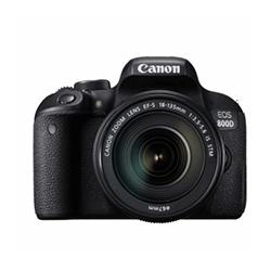 دوربین عکاسی کانن مدل EOS 800D لنز 135-18 میلی متر