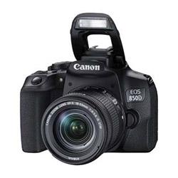 دوربین عکاسی کانن مدل EOS 850D لنز 55-18 میلی متر