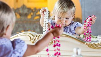نکات مهم در خرید زیورآلات و بدلیجات برای کودکان
