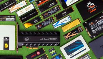 راهنمای خرید حافظه SSD