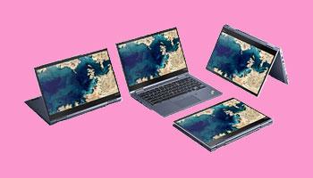 در بازگشایی لپ تاپ لنوو کروم بوک تینک پد مدل C13 Yoga چه خبر است؟