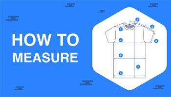 چگونه پیراهن مردانه را اندازه گیری کنیم؟