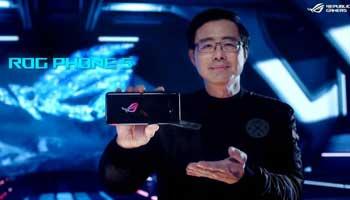 ایسوس سریهای ROG Phone 5 را با چیپست اسنپدراگون 888 معرفی کرد