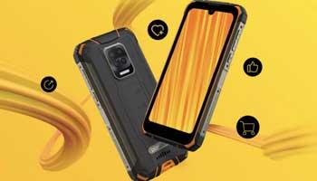 در جعبه گشایی باتری 10500 میلی آمپری تلفن هوشمند گوشی دوجی چه خبر است؟
