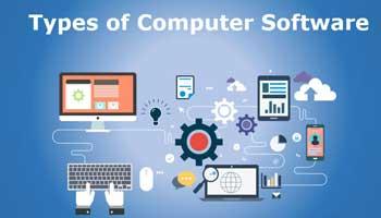 مهمترین انواع نرم افزارها که باید بشناسید
