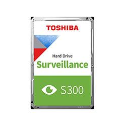 هارد دیسک 3.5 اینچی توشیبا مدل Surveillance S300 4TB