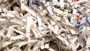 کسبوکارهایی که به کاغذ خردکن بیشتر از همه نیاز دارند