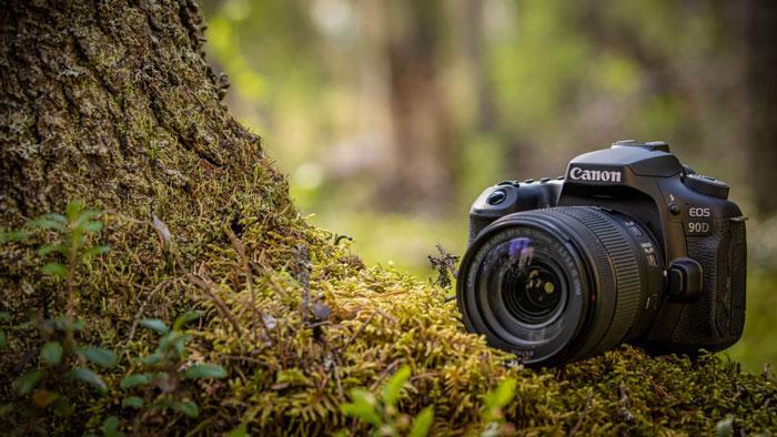 دوربین عکاسی حرفهای یا DSLR را کامل بشناسید