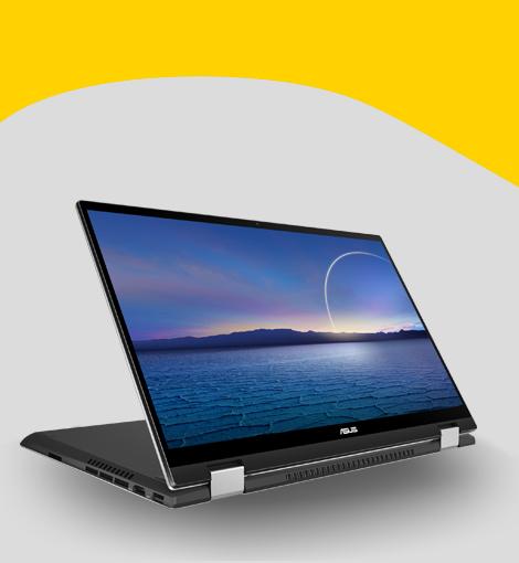 لپ تاپ ایسوس مدل ZenBook Flip 15 Q528EH